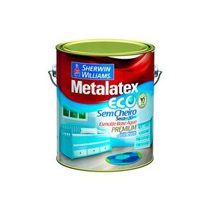 Metalatex Eco Esmalte Base d'Água 3,6 litros - Brilhante
