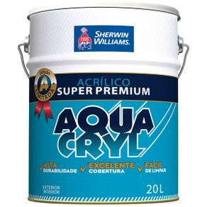 Tinta-Acrilica-Fosco-Premium-Aquacryl-Branco-20L-Sherwin-Williams